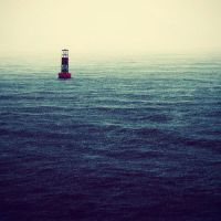 Lonely Buoy. by inbrainstorm