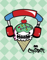 Cherrytop - Creeper by CreeperNation