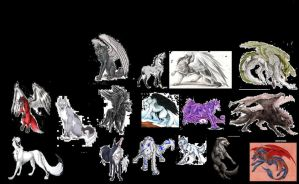 wolf pics by coldfang22