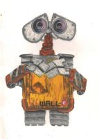 Wall-e by Super-Midget