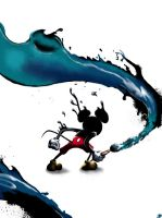 Epic Mickey by ezekiel47