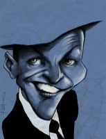 Frank Sinatra by Parpa