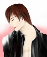 Kentarou Vampire___ by dark-sibertora
