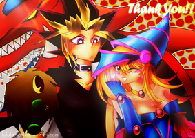 Thank You Yu-Gi-Oh! by lulufangirl