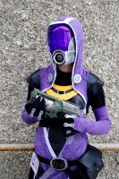 My Tali Cosplay by willowfall