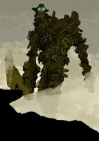 Shadow of the Colossus by HuskyYT