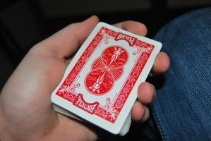 Poker Peek - Playing Cards by cal3star