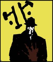 Rorschach Pop by 1hope