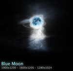 Blue Moon by Technigma