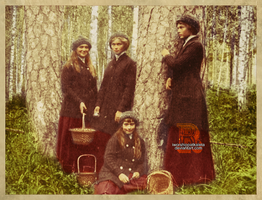 Finland - 1913 by Livadialilacs