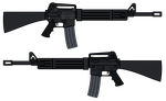 M16A3 LSW by DolphinFox
