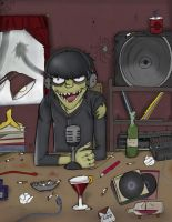 Gorillaz: Pirate Radio by Gorillaz-HTF-rox