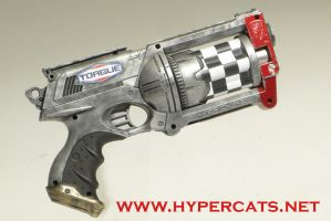 Borderlands 2 Torgue Maverick conversion by Hypercats