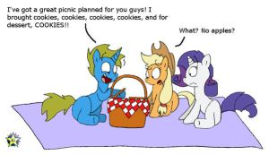 A Picnic by TheGuyNoOneRemembers
