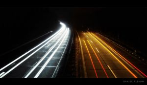 Racing Lights by memod