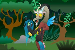 Discord and Chrysalis No.1 by a8702131