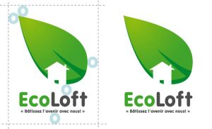 EcoLoft's Logo by QuadixStudio