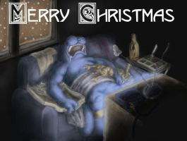 Merry X-mas from Prozac Point by GK3