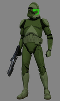 10th Mountain Division Trooper by PD-Black-Dragon