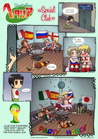 [APH: Sport News] [FIFA-2014] Special Club by Margo-sama