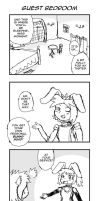 RKS 4Koma 02: Guest Bedroom by sheepytina