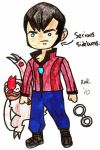 Hoenn: Chibi Norman by Willy-M-Wonka