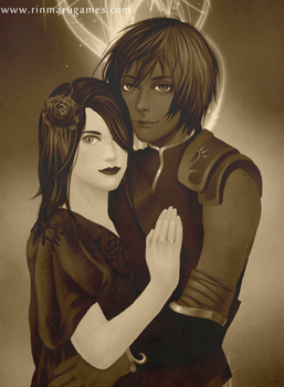 Korrasami by TheMusesSong