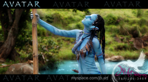 Neytiri final product by AmyFantasea
