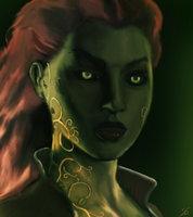 Poison Ivy version 2 by ArchXAngel20