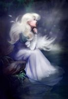 The Swan Princess by Elf-in-mirror