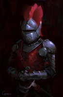 Knight by RobertoGatto