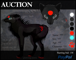 CLOSED - Design Auction 2 [Paypal] // Updated by YumiTheWolf