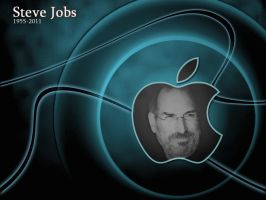 Steve Jobs  iPad by evolution99