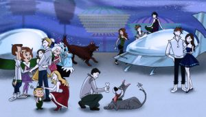jetsons meet the cullens by palnk