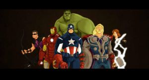 ASSEMBLE! by DomEddi