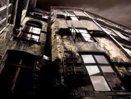 Tenement house 1 by Jaagaa