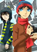 Snapshot Smile Cover by PaperPlatePhace