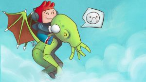 ImmortalHD plays Scribblenauts by CypherDen