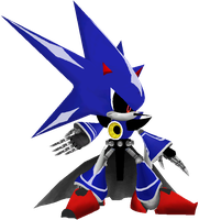 Neo Metal Sonic by war9000