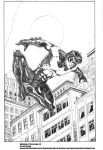 Nightwing 12 Tryout pg 01 by JeanSinclairArts