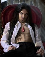 Angelus Sythe - Vampire Aristocracy by RavenMorgoth
