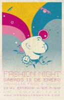 Fashion Night - Magnolia by cabezadecondor
