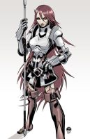 Fire Emblem Cordelia - Spring Special Commish by EryckWebbGraphics