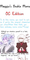 Double meme with Roberororo by celiere