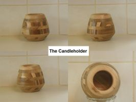 Bowl #7: The Candleholder by SlideSwitched
