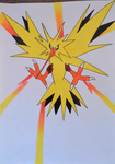 Zapdos by M-art-ique