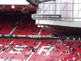 Old Trafford by Glorfindel89