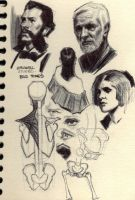 Various Studies33 by FUNKYMONKEY1945