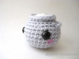 Sweet Porridge Pot by MoonYen