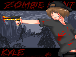 Request: Zombie Hunt by cinnamelon